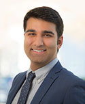 Cameron Ghazzagh, Account Executive